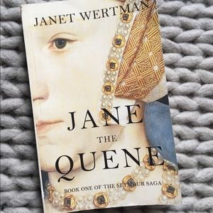 Other - Jane the Quene by Janet Wertman